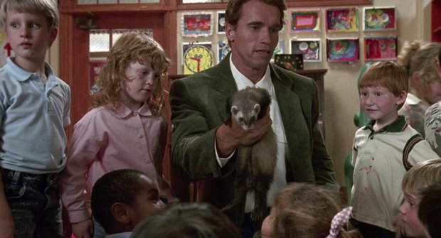 Kindergarten Cop 1990 Bobby Carroll S Movie Diary