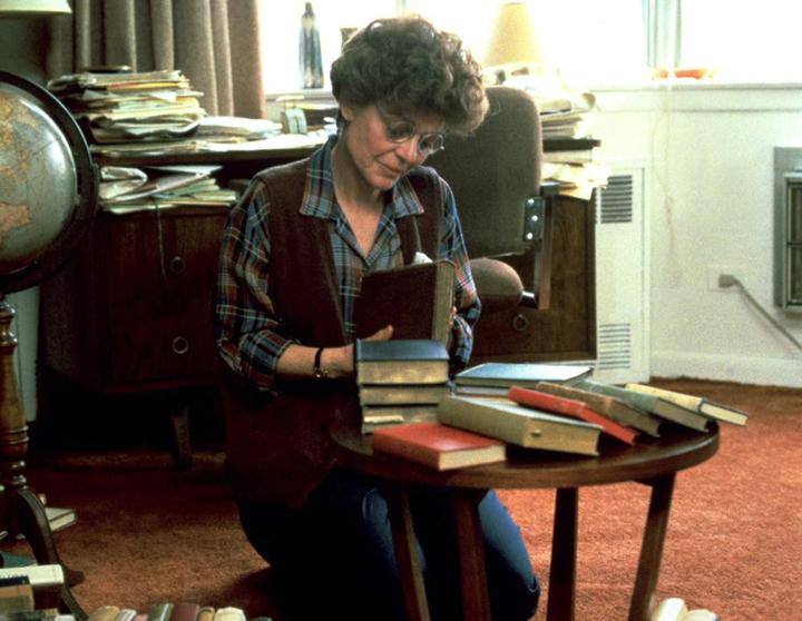84 CHARING CROSS ROAD, Anne Bancroft, 1986, (c) Columbia