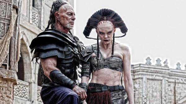 Conan the Barbarian (2011) | Bobby Carroll's Movie Diary